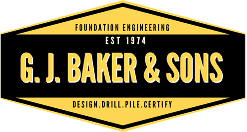 G.J. Baker and Sons | Foundation Engineering Est 1974 | Piling and Excavation is in our blood.